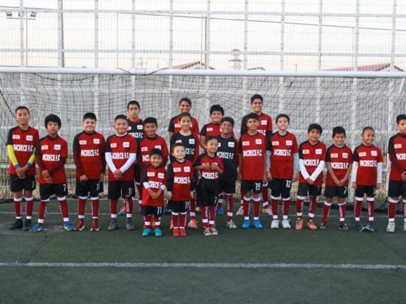Filial Tigres Increce F.C. Busca Jugadores Talentosos en Puebla
