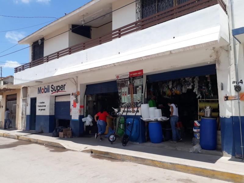 Filtros de seguridad en Tecuala han disminuido contagios de COVID-19