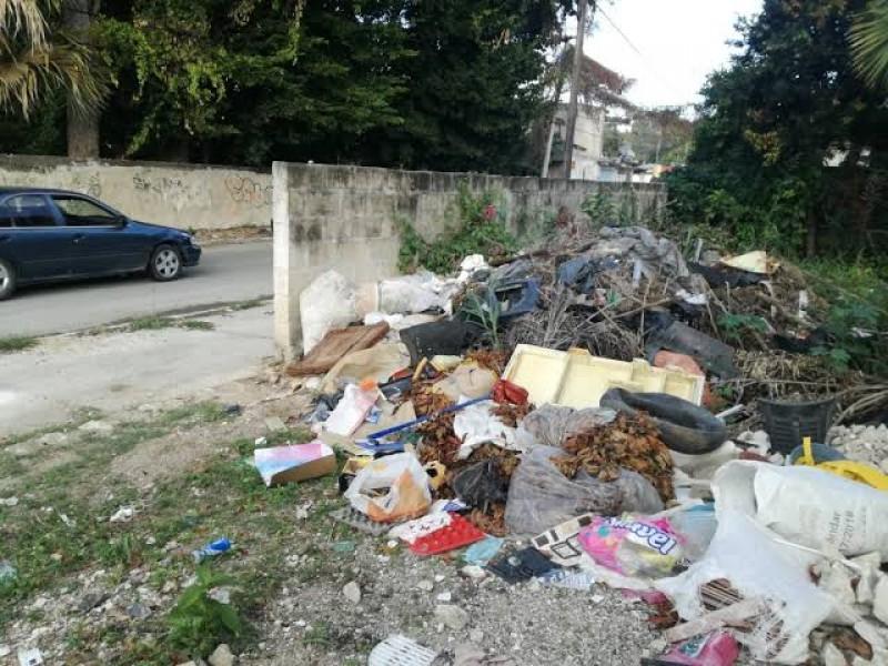 Fin de año aumenta el 30% de basura