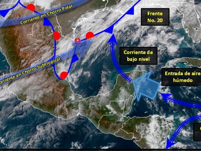 Fin de año frío para Sinaloa