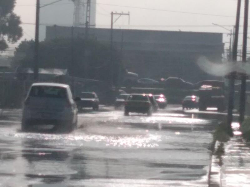 Fin de semana con fuertes lluvias en Querétaro