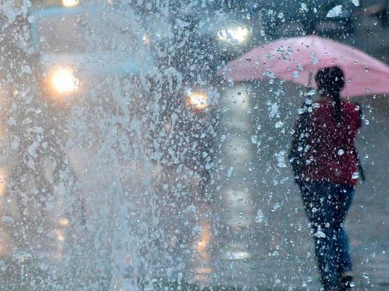 Fin de semana lluvioso