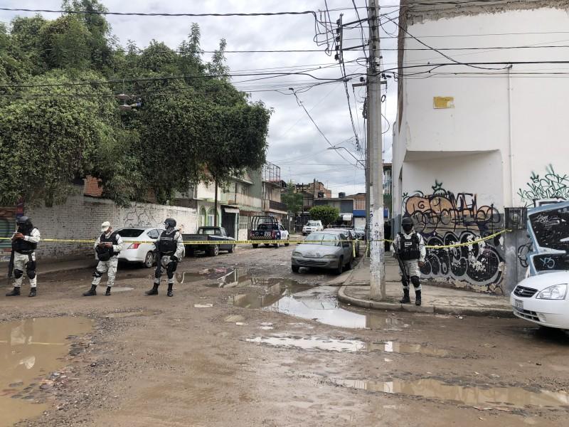 Fin de semana violento en Guanajuato