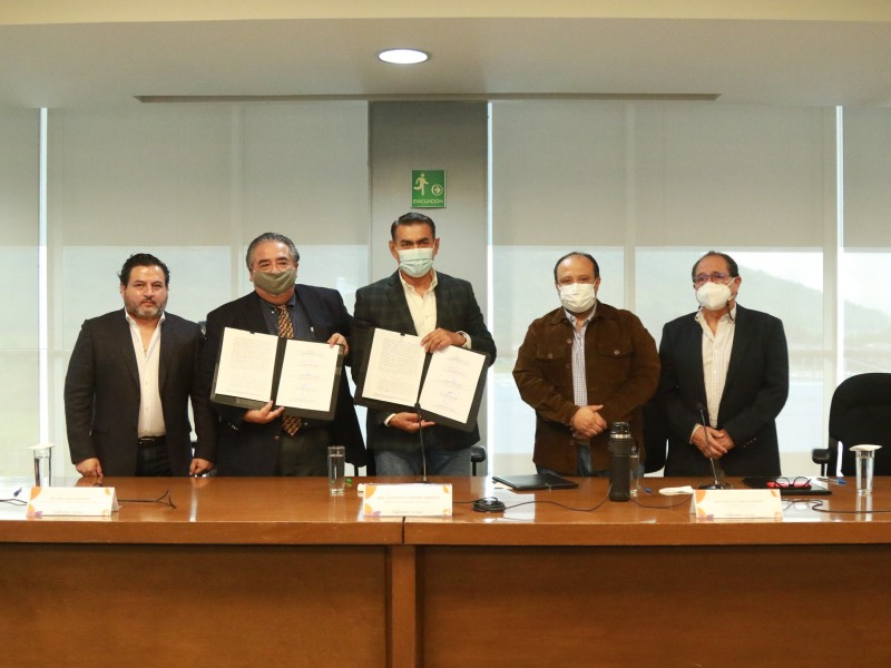 Firma Tlajomulco contrato para planta de aprovechamiento de basura