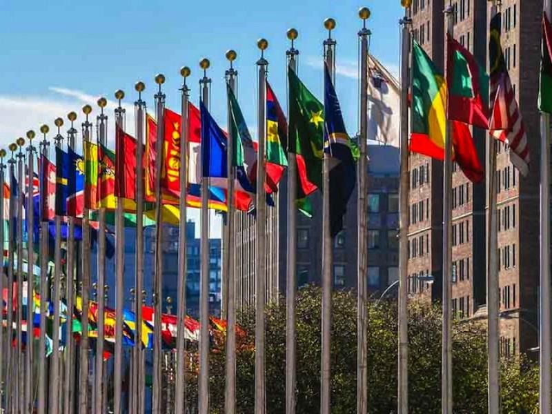 Firman 130 países en ONU declaración sobre drogas