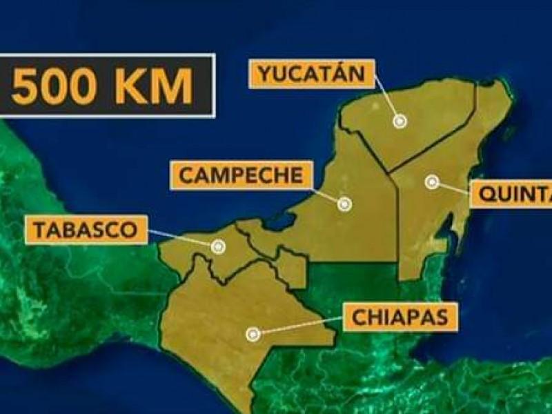 Firman carta de oposición a proyecto Tren Maya