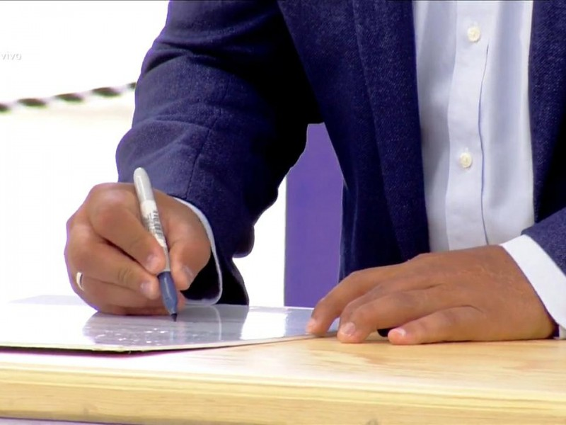 Firman convenio para aportación de la mentefactura