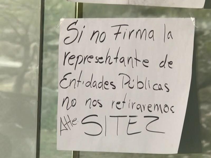 Firman laudo del Ayuntamiento de Guadalupe