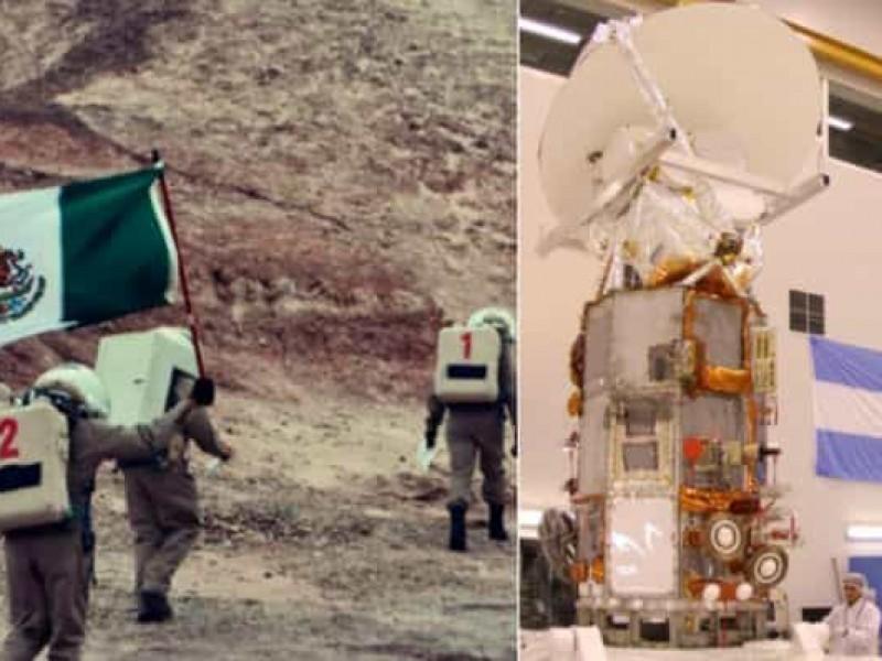México y Argentina crean Agencia Espacial para América Latina