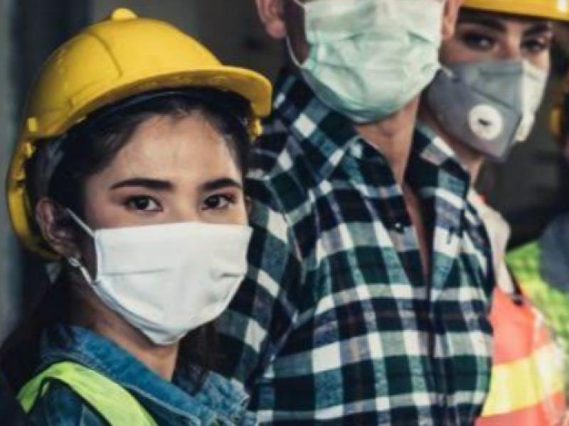 Firman trabajadores y patrones 20 mil convenios laborales en contingencia