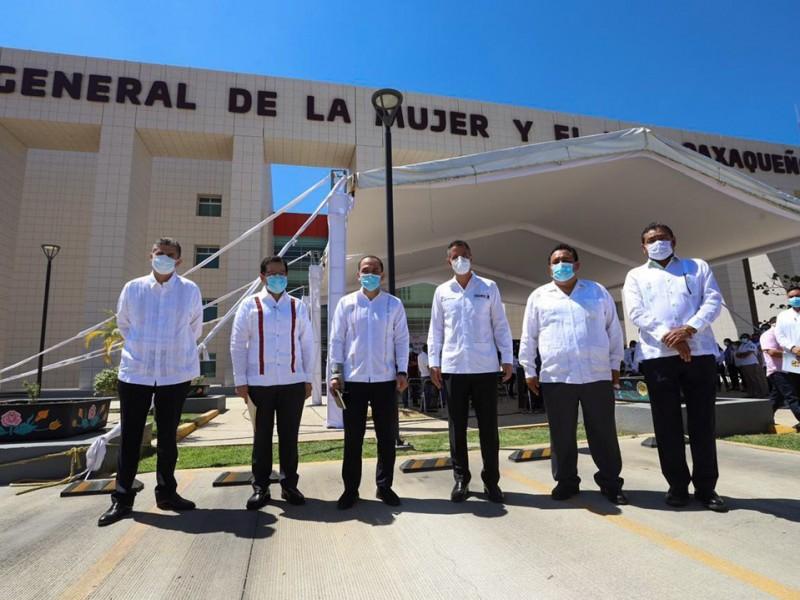 Firmar convenio ISSSTE y Gobierno de Oaxaca para saldar deuda