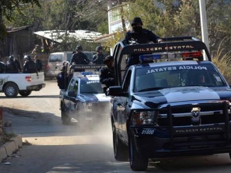 Fiscalía de Oaxaca investiga hallazgo de siete cuerpos