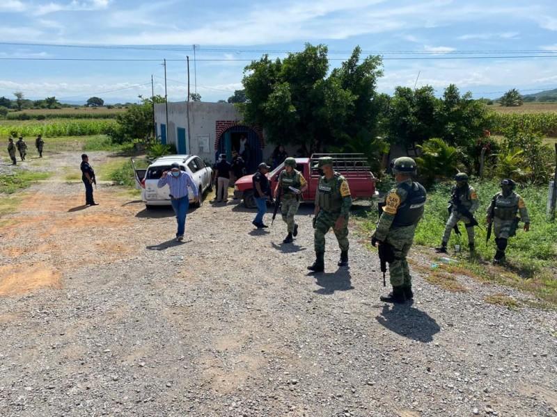 Fiscalía del Estado investiga enfrentamiento entre sicarios en Comalapa