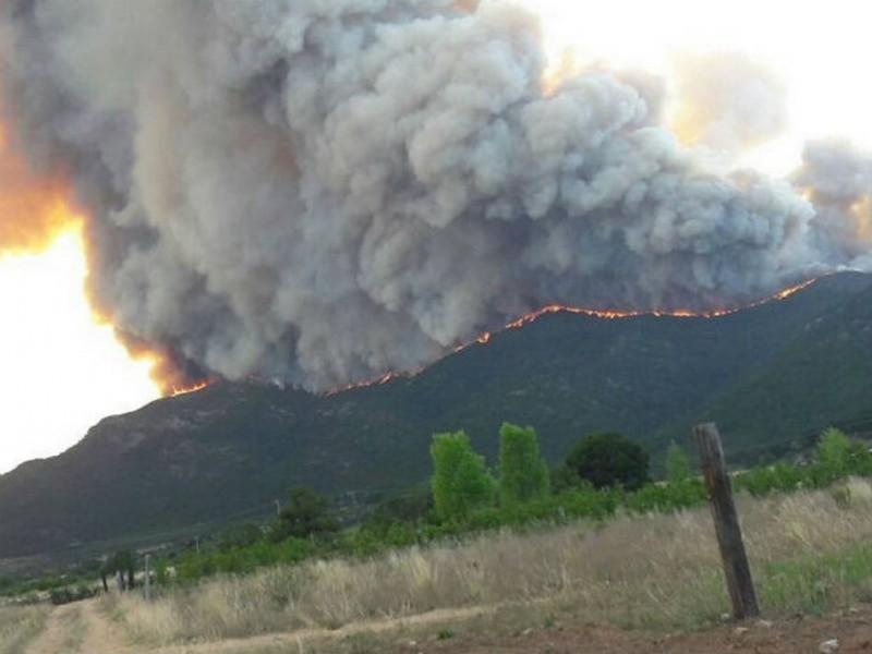 Fiscalía está por judicializar a responsables del incendio de Arteaga