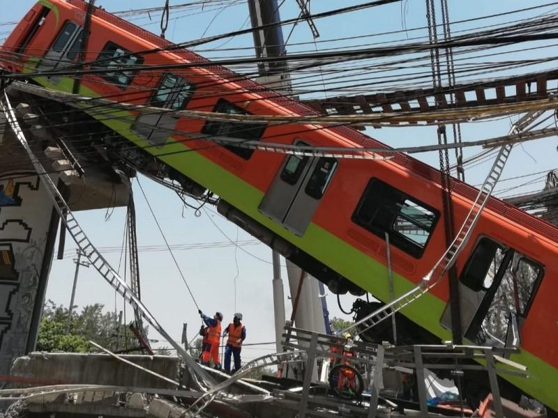 Fiscalía imputará a responsables por caída de Metro-Línea12