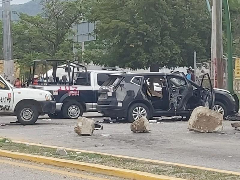 Fiscalía investiga actos vandálicos de Normalistas