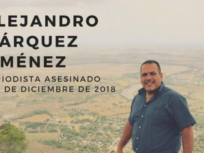 Fiscalía sigue investigando el asesinato de Alejandro Márquez
