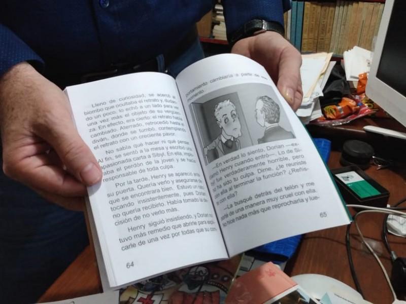 Fomento a la lectura combate para el abandono de libros