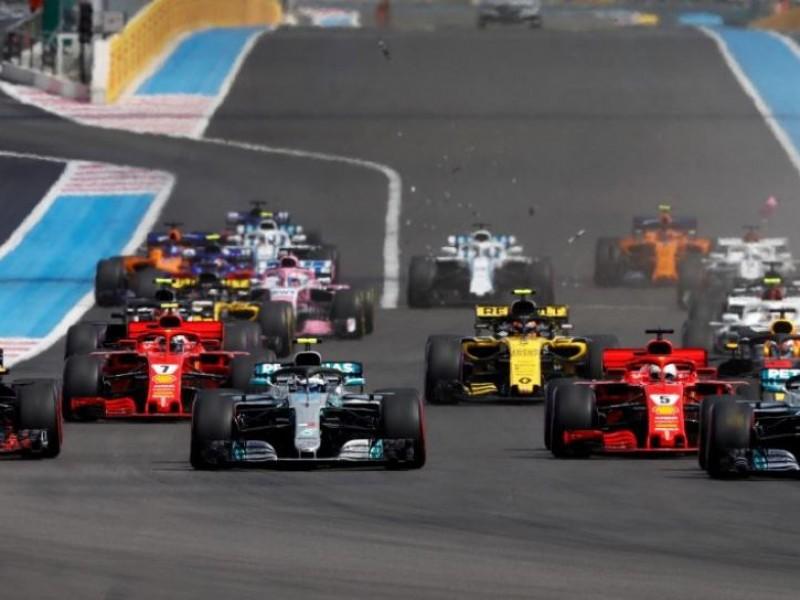 Fórmula 1 regresa a México para 2019