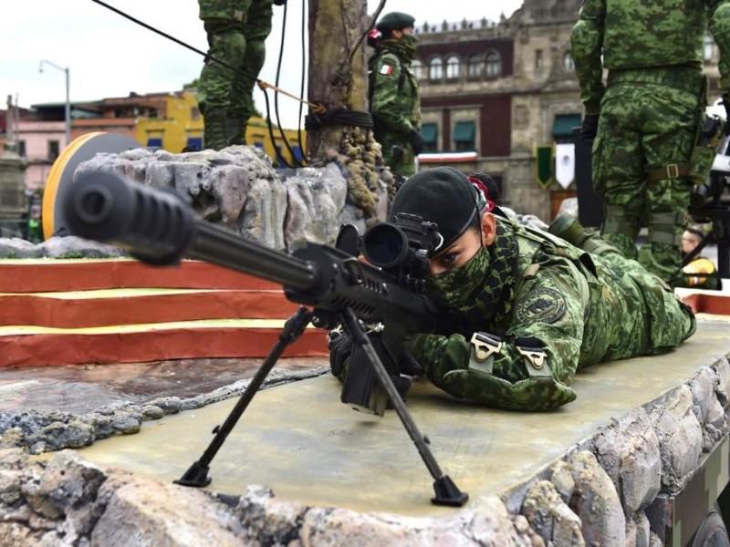 Fotogalería: Así se vivió el Desfile Militar 2020