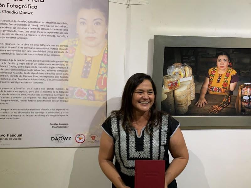 Fotógrafa istmeña presente en galería de la CDMX