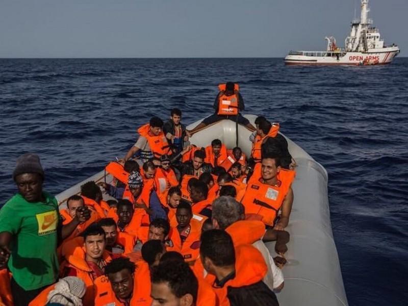 Francia acogerá 20 inmigrantes rescatados en el Mediterráneo
