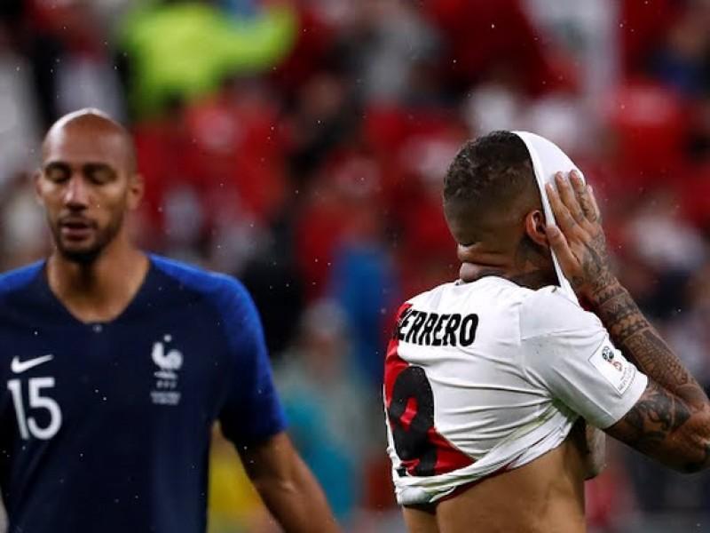 Francia avanza, Perú se despide de Rusia