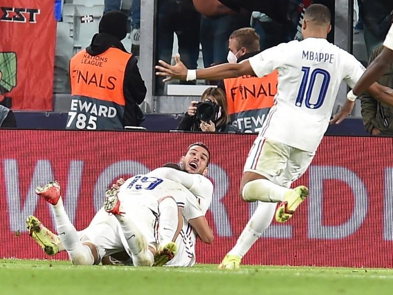 Francia enfrentará a España por título de UEFA Nations League