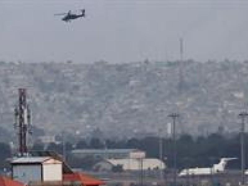 Francia ha evacuado a 2.834 personas de Afganistán