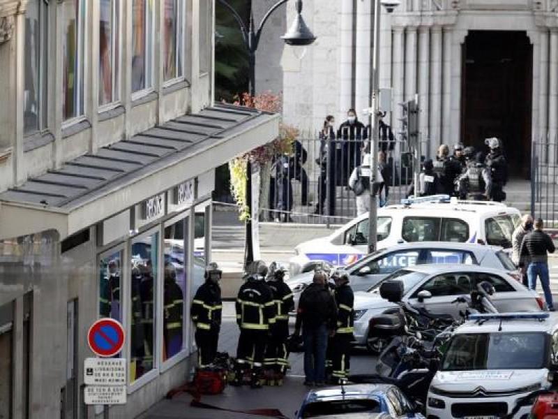 Francia refuerza su seguridad tras tercer atentado
