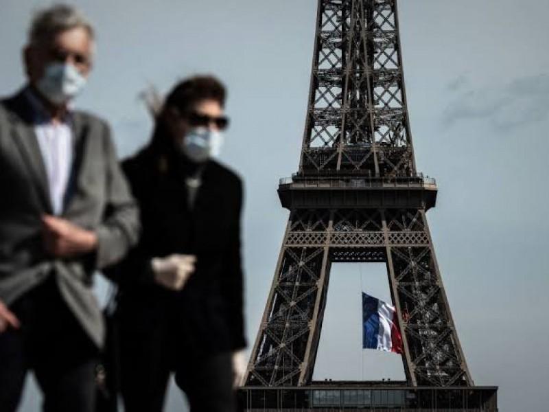 Francia supera 10 mil casos de covid-19 en 24 horas