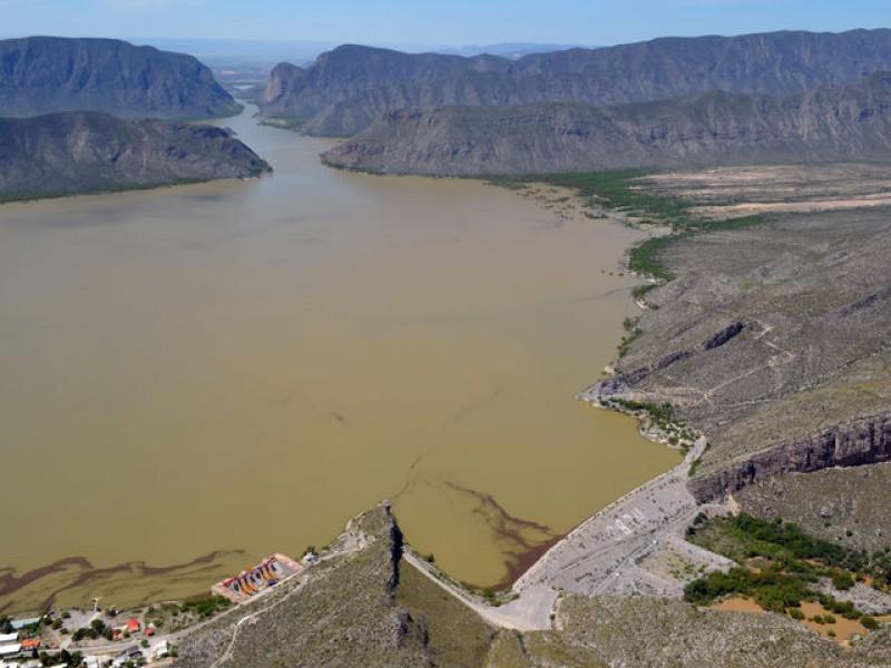 Francisco Zarco presa reguladora para evitar inundaciones en la Laguna