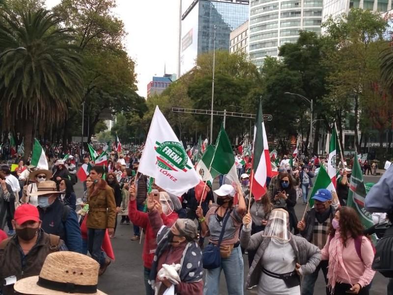 FRENAAA llama a boicot económico contra la Federación
