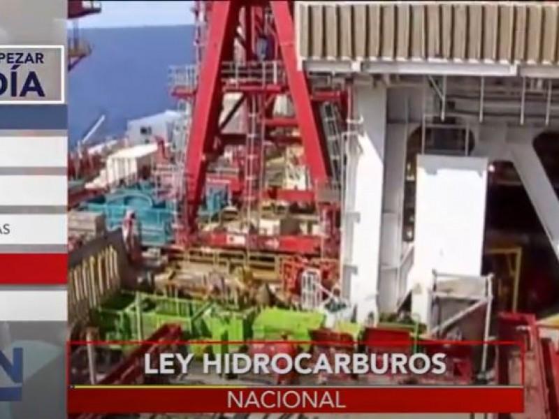 Frenan la aplicación de la Ley de Hidrocarburos