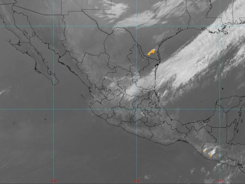 Frente frío 41 podría afectar territorio chiapaneco