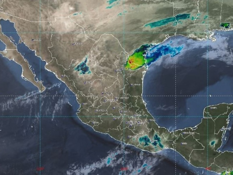 Frente frío 51 provocará lluvias en Chiapas