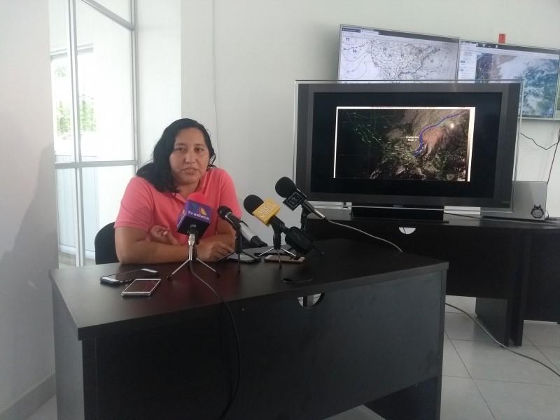 Frente frío 7 disminuirá temperatura en Chiapas