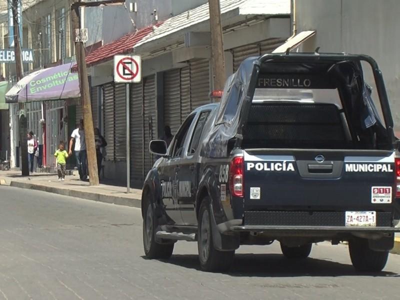 Fresnillo la ciudad con más percepción de inseguridad: ENSU