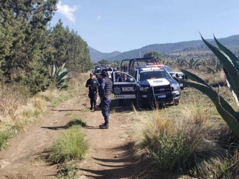 Frustran secuestro policías del municipio de Libres
