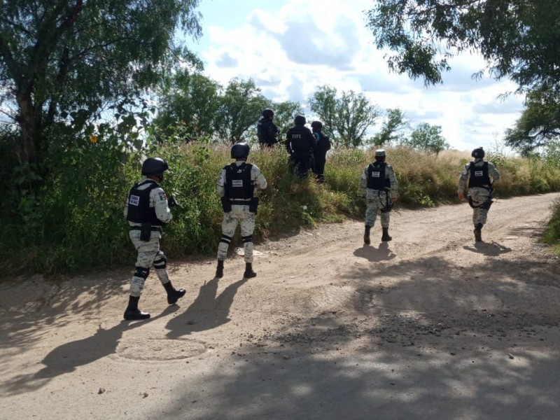 FSPE repele agresión armada, muere atacante