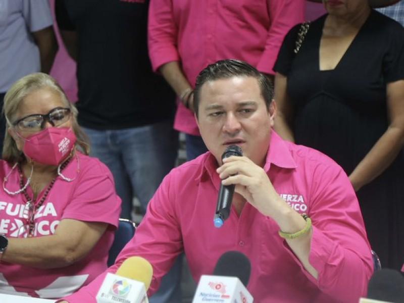 Fue asunto político, dice Alonso Gutiérrez sobre ataque contra él