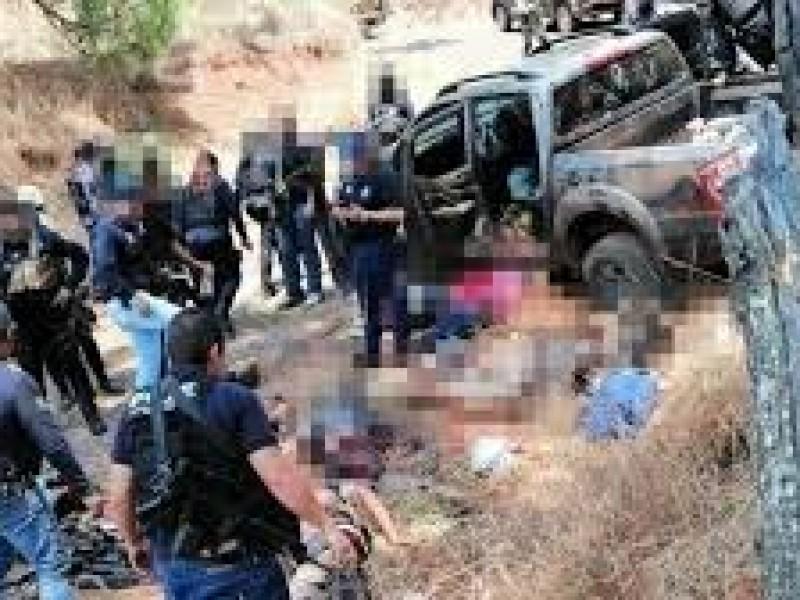 Fue una emboscada hechos violentos en Uruapan