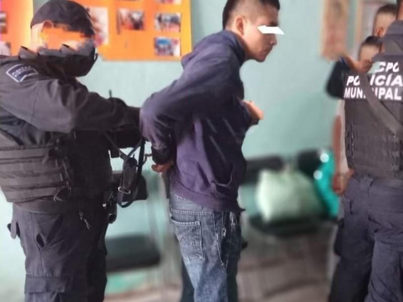 Fuerte movilización tras fuga de dos anexos en Xicotepec
