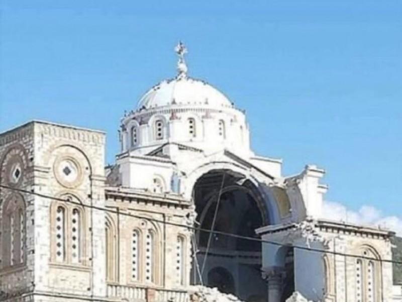 Fuerte sismo azota Turquía, se registra derrumbes y 14 muertos