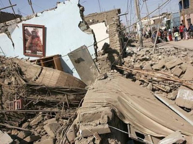 Fuertes daños en Perú tras Sismo de 7.5