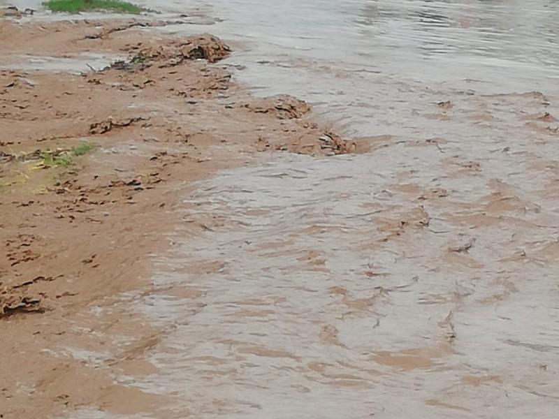 Fuertes lluvias dejan afectaciones en municipios poblanos