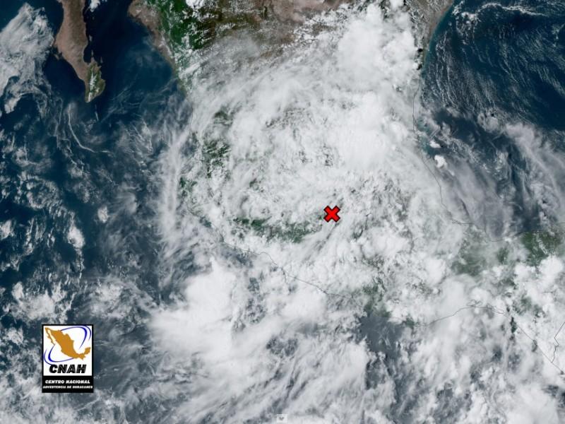 Fuertes lluvias para Nayarit por remanentes de Grace