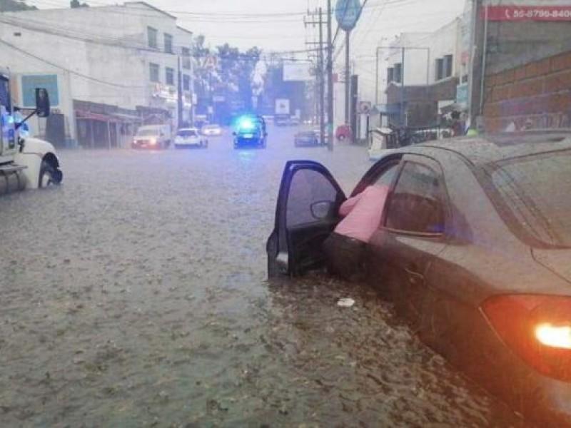 Fuertes lluvias se esperan... en casi todo el país: Conagua