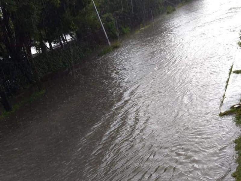 Fuertes lluvias se esperan en Puebla para este domingo