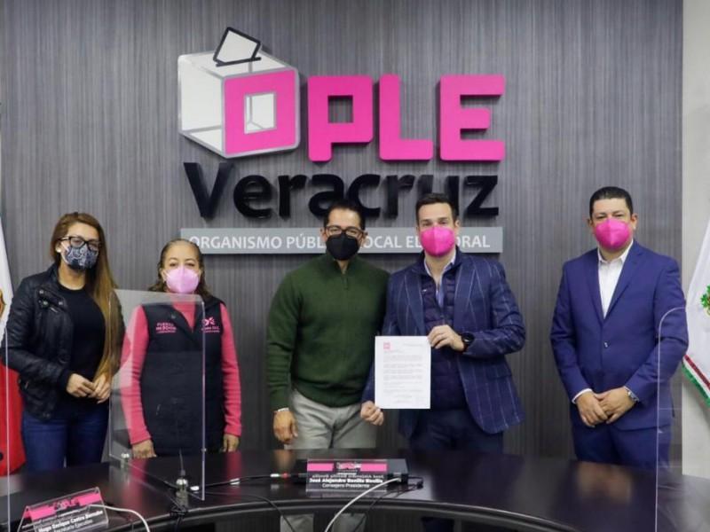 Fuerza por México abre convocatoria para selección de candidatos